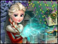 "Game ""Frozen X-mas House Makeover"""