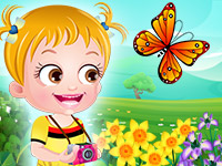 "Game ""Baby Hazel Nature Explorer"""