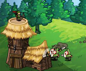 "Game""Clash Of Goblins"""