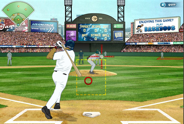 "Game ""State Of Play Baseball"""
