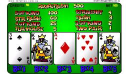 "Game ""Flash Poker"""