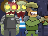 "Game ""Balloons vs Zombies 4"""