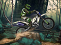 "Game ""Motocross Forest Challenge"""