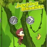 "Game ""Jumping Bananas"""