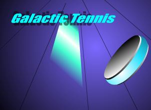 "Game""Galactic Tennis"""