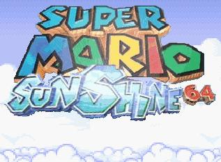 "Game""Super Mario Sunshine 64"""