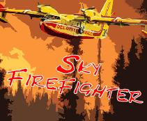 "Žaidimas""Sky Fire Fighter"""