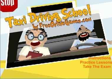 "Game""Taxi driving School"""