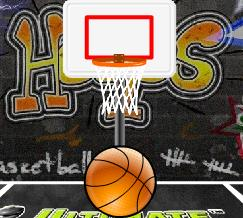 "Game ""Ultimate Mega Hoops"""