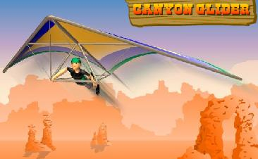 "Game""Canyon Glider"""