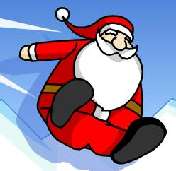 "Game ""Slight Shoot Santa"""