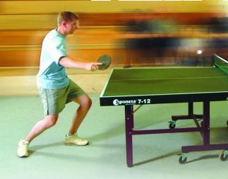"Game""Table Tennis"""