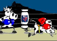 "Game""Cow Fighter"""