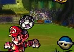 "Game""Super Mario Strikers"""