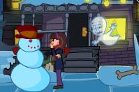 "Game""Caspers Hunted Christmas"""