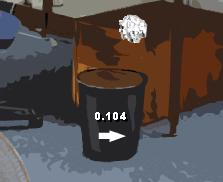 "Game""Trash Bin"""