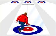 "Žaidimas""Virtual Curling"""
