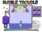 "Game""Bubble Trouble 3"""