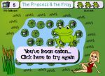 "Game""Princess and Frog"""