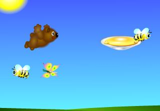 "Game""Flying Bear"""