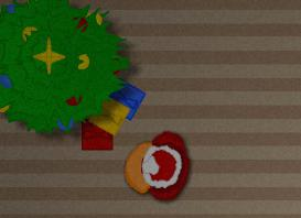 "Game""Be The Santa"""