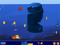 "Game""Teddy Goes Swimming"""