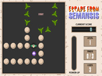 "Game ""Escape From Semansis"""
