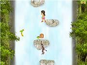 "Game""Jess  Waterfall Jumps"""