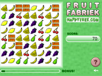 "Game""Fruit Fabriek"""