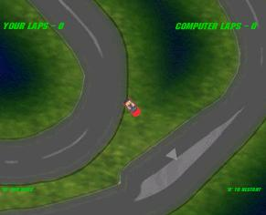 "Game""Car Racer"""