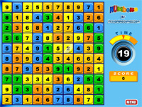 "Game""Numbers 3"""