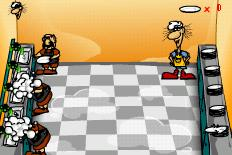 "Game""Kitchen War"""