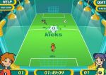 "Game""Superspeed One on One Soccer"""