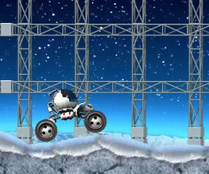 "Game""Moon Buggy"""