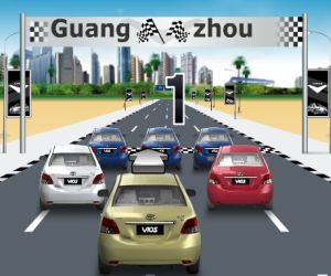 "Game""3D Racing Craze"""