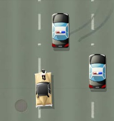 "Игра""Freeway Fallguy"""