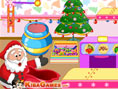 "Game ""Baking With Santa"""