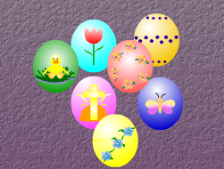 "Game""Easter Egg Swap"""