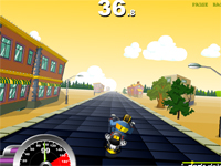"Game ""Race Choppers"""
