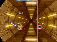 "Game ""Xenon Fighter"""