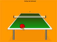 "Game ""Garfields Ping Pong 2"""