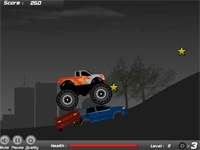 "Game""Demolish Truck 2"""