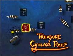 "Game""Treasure of Cutlass Reef"""