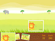 "Game""Coconut Safari"""