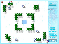 "Game""Snowball Fight"""