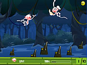 "Game""Mr. and Mrs. Chimps"""