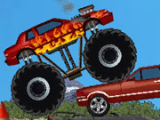 "Spēle""Monster Truck Demolisher"""