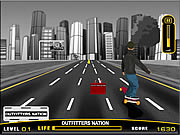 "Game ""On Street Boarding"""