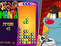 "Game""Oggy Mania"""