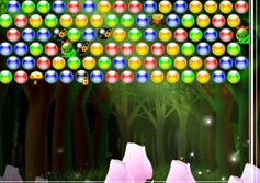 "Game ""Bubble Elements"""